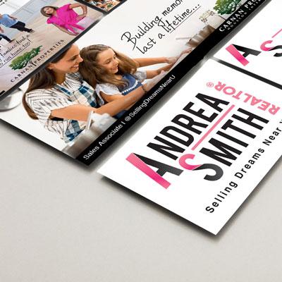 Andrea Smith Realtor Branding Package