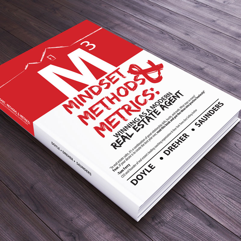 M3 Real Estate Book Design Mock Up