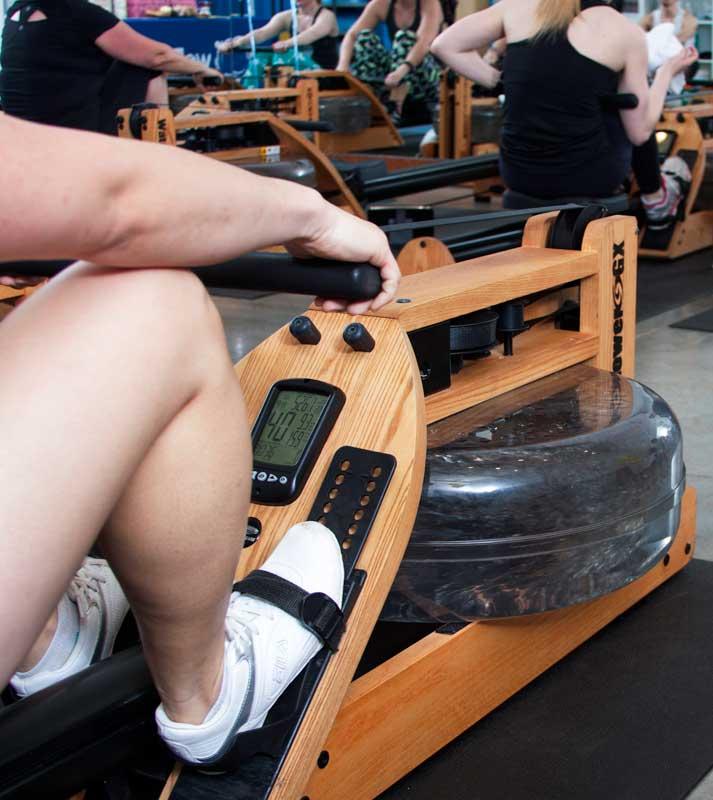 We Row Fitness Anniversary Photo Shoot