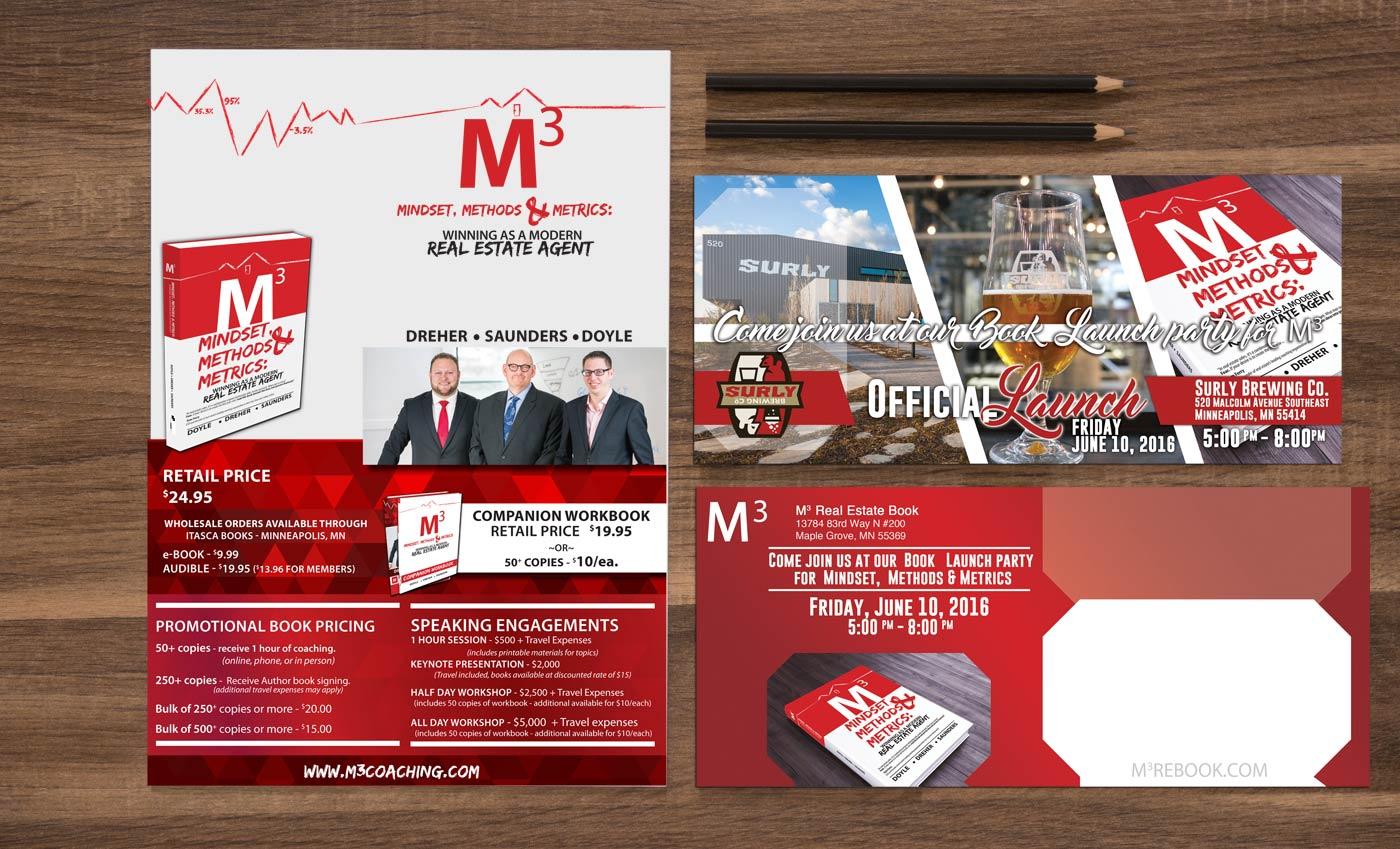 Mindset, Methods & Metrics : winning as a modern real estate agent marketing