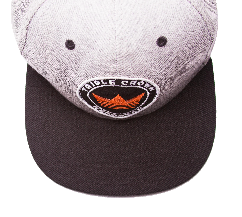 triple Crown hat