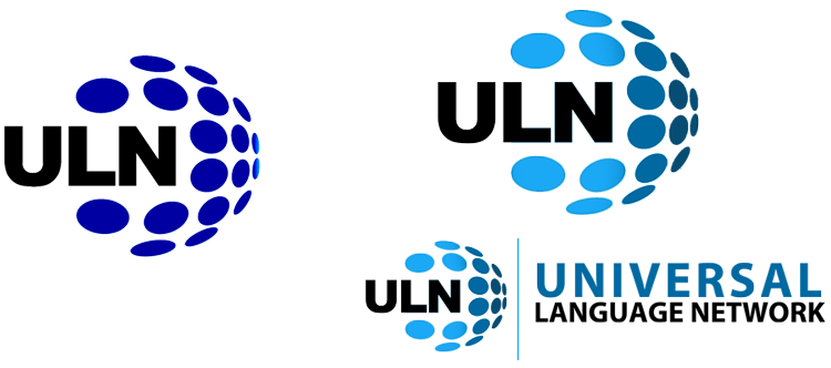 Universal Language Network Logo Update