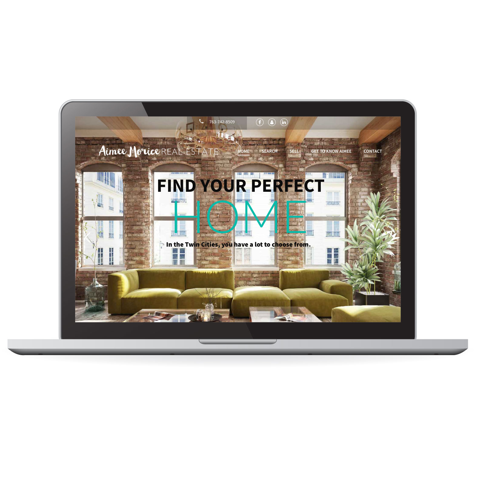 Real Estate IDX Website Design