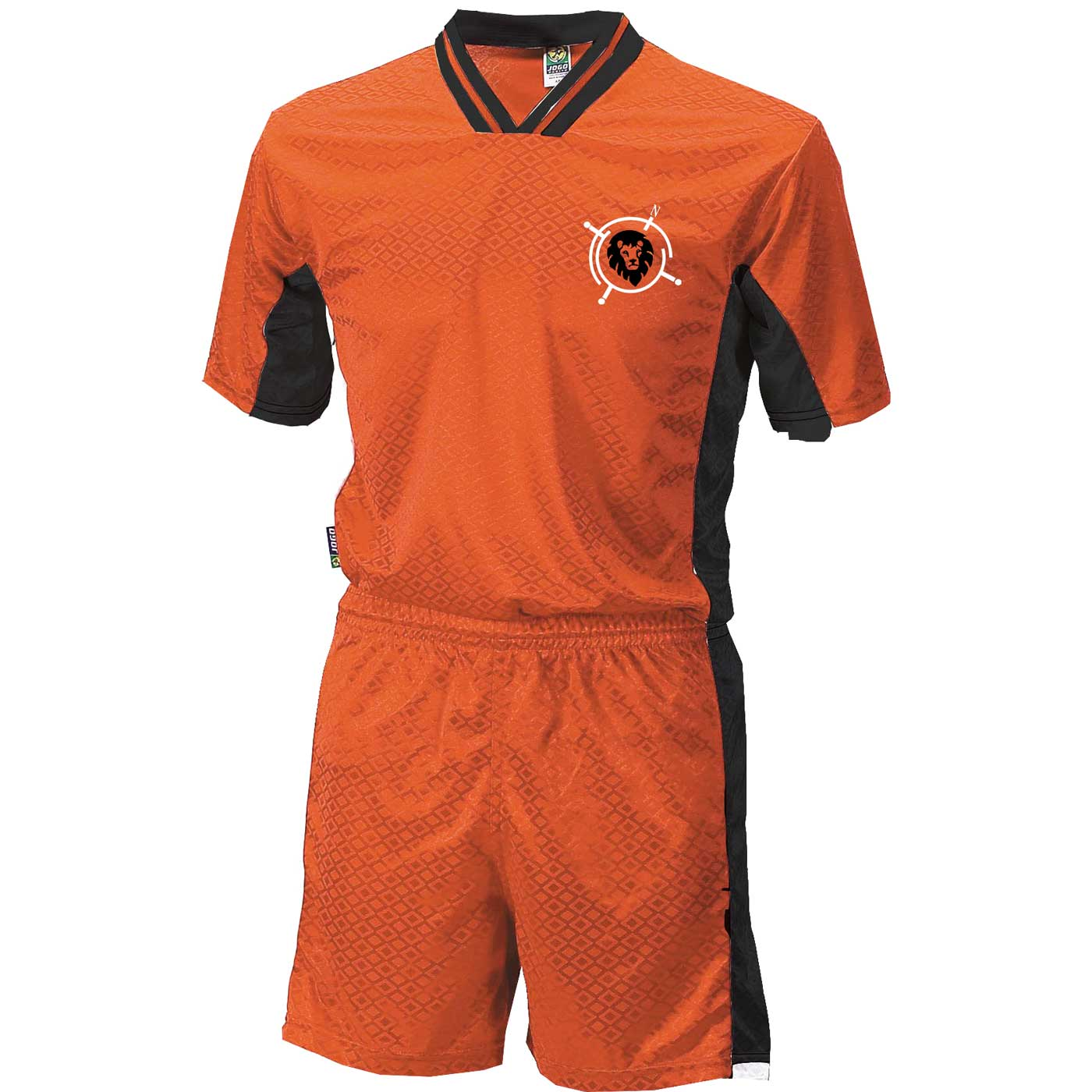 SOCCER UNIFORM DESIGN Safari Restaurant Brand Design