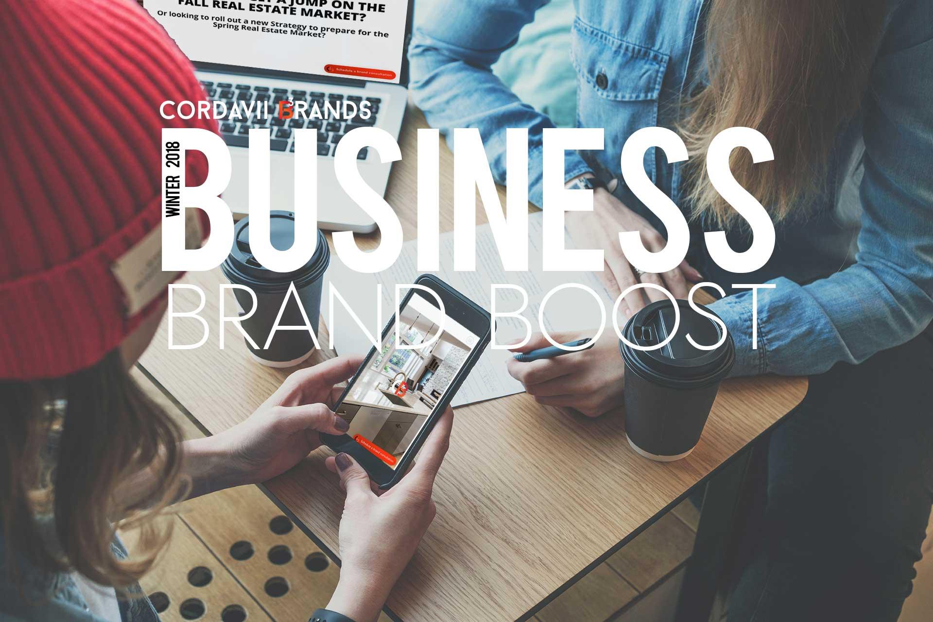 Cordavii Business Brand Boost 2018