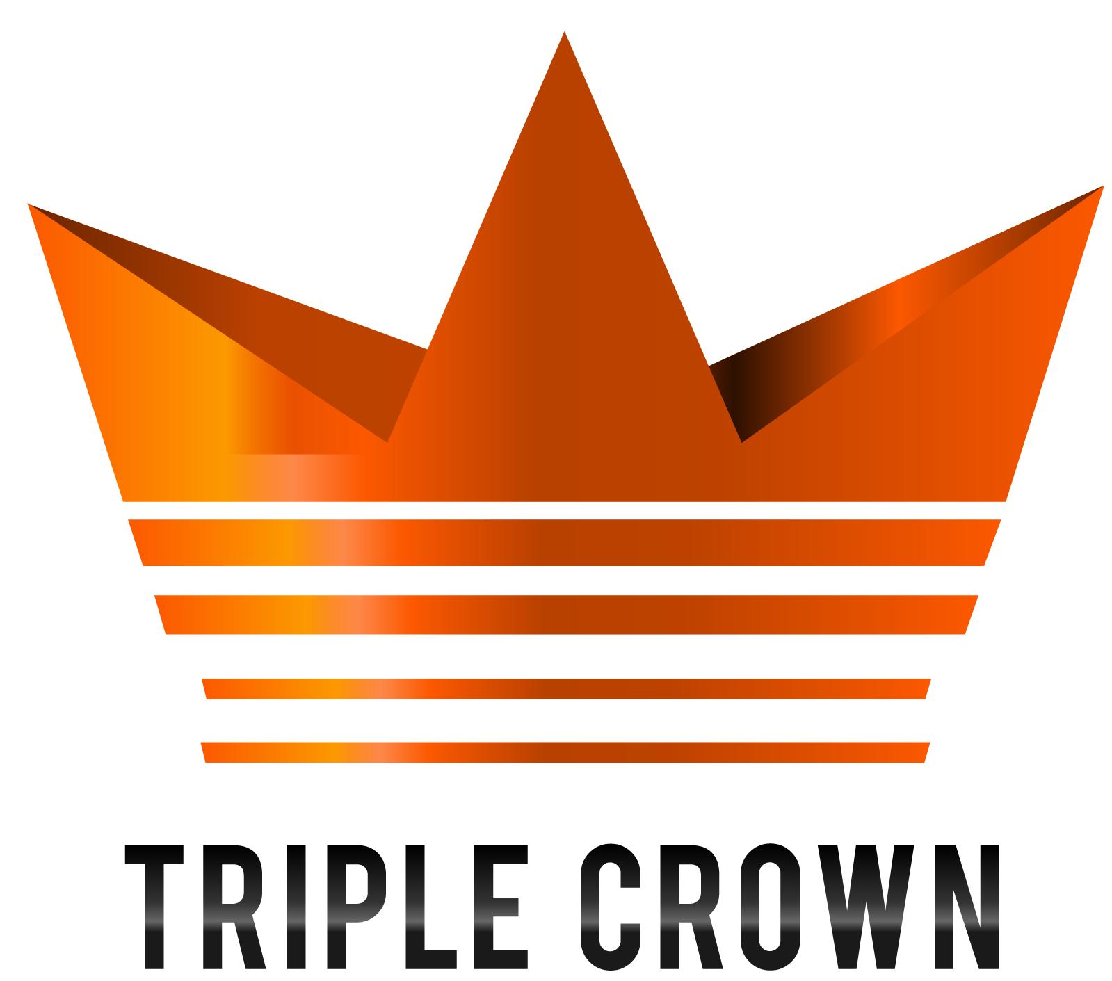 Triple Crown Logo Design