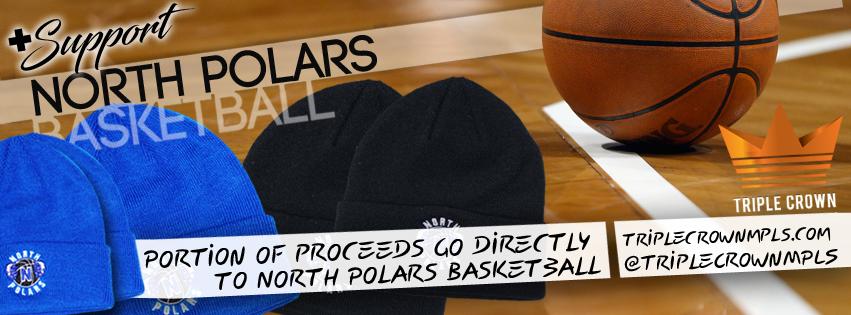 North Polars Basketball Campaign