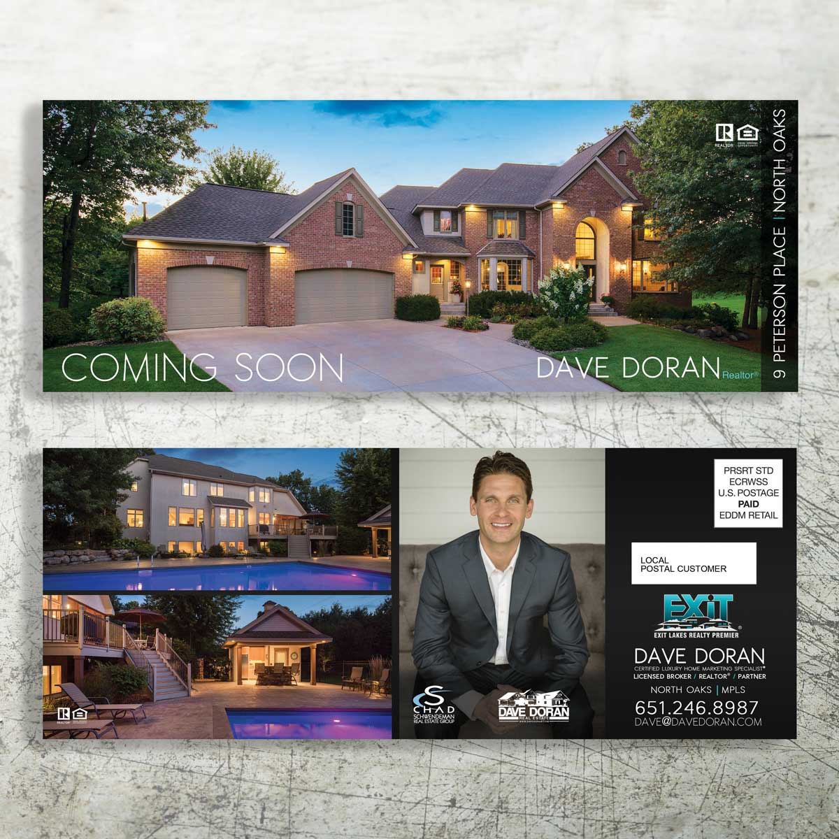 Dave Doran Real Estate Brand Design