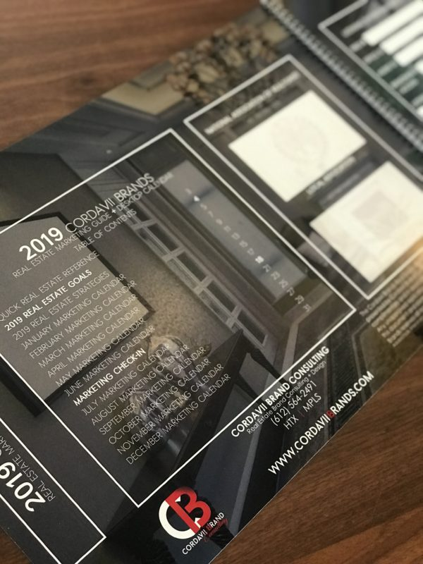 Cordavii Brands Real Estate Marketing Calendar