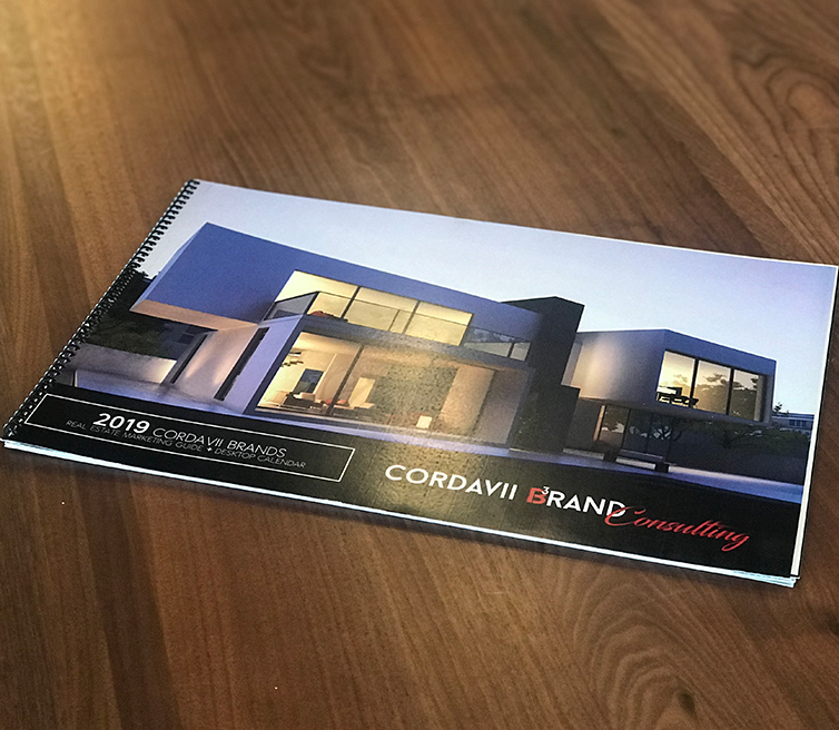 Cordavii Brand Consulting Real Estate Marketing Calendar