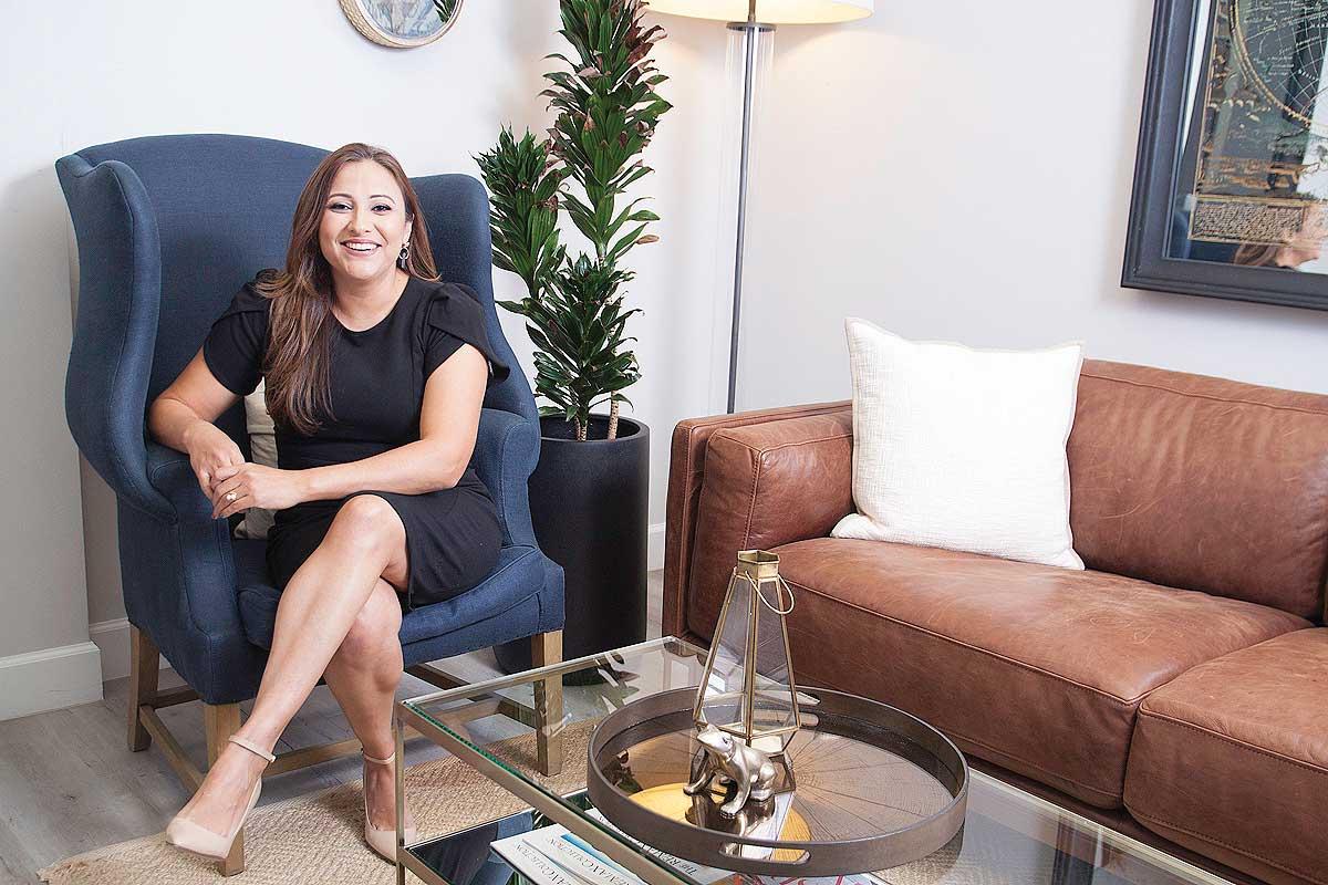 Houston Texas Selling Realtor Andrea Smith